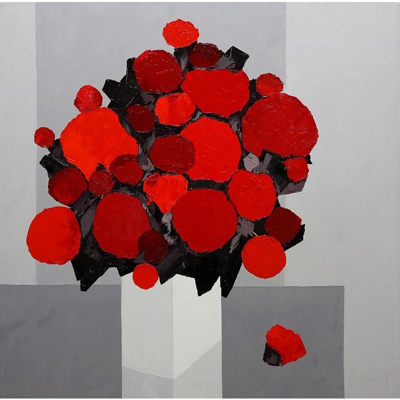 Eclat Rouge by Marcel Demagny
