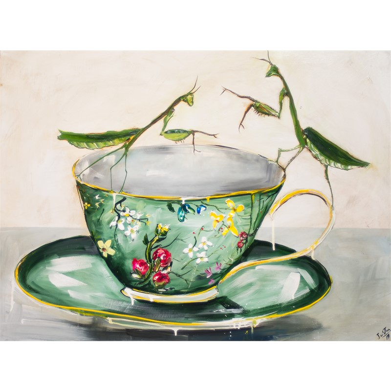 MANTIS AND CUP MAC40X30-2019-139, 2019