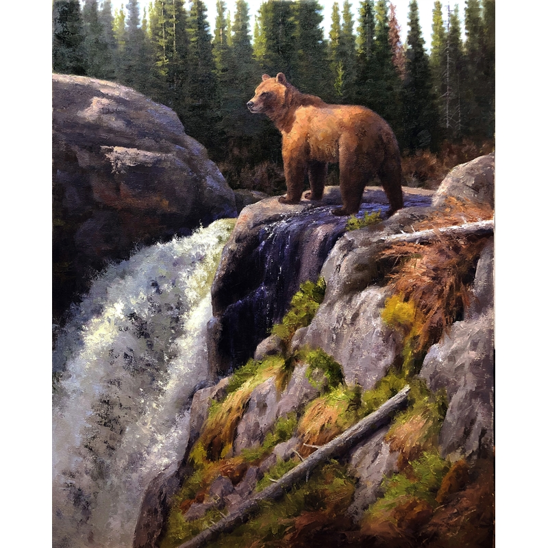 Above the Falls, 2020