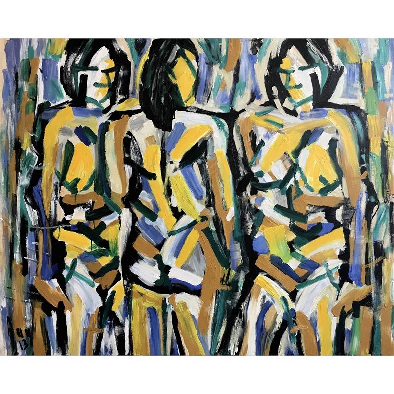 Three Nudes , 2013
