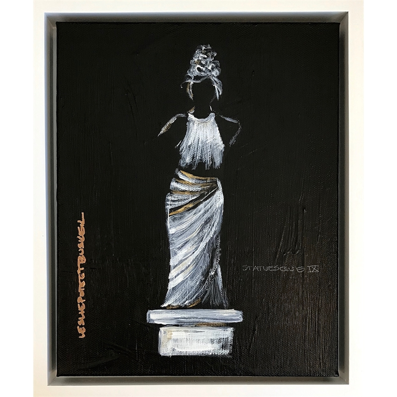 Statuesque IX