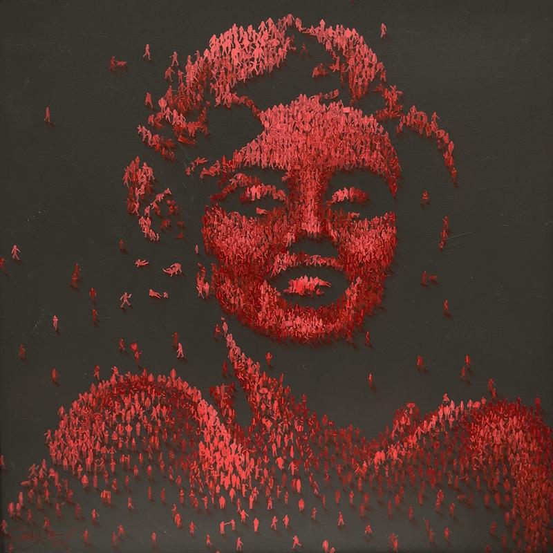 Seeing Red by Craig Alan