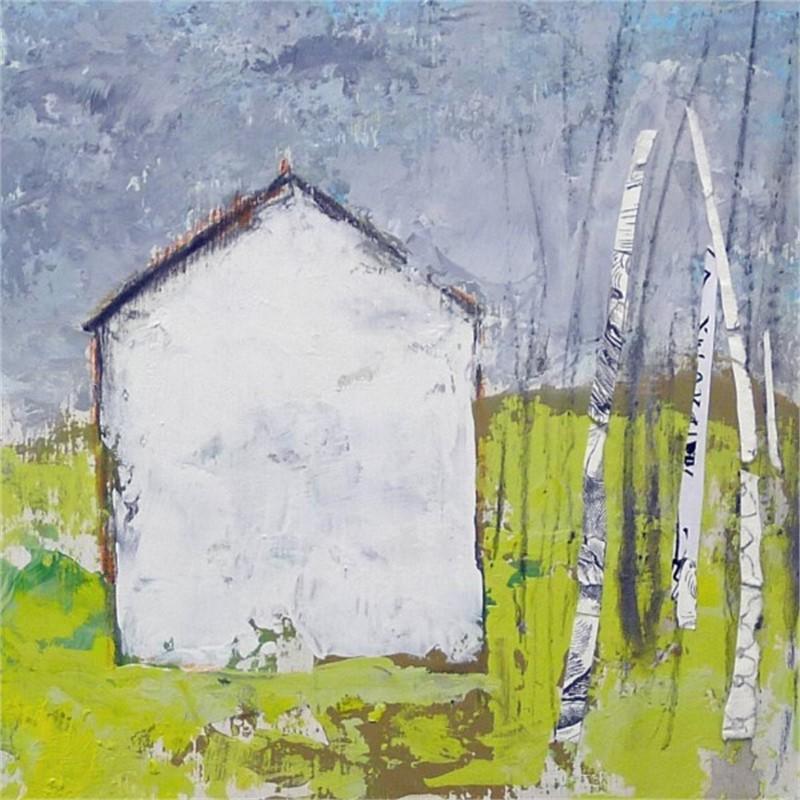 Barn Series: White Birch