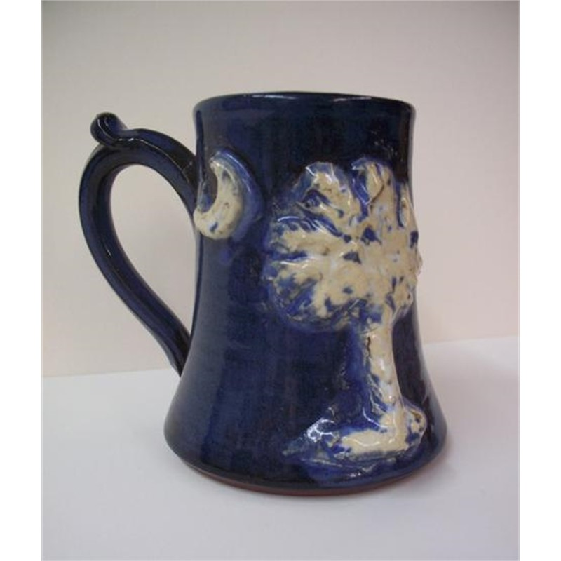 SC Palmetto Mug - Dark Blue