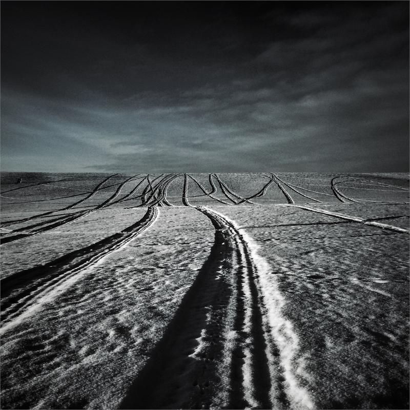Track Marks (1/5), 2019