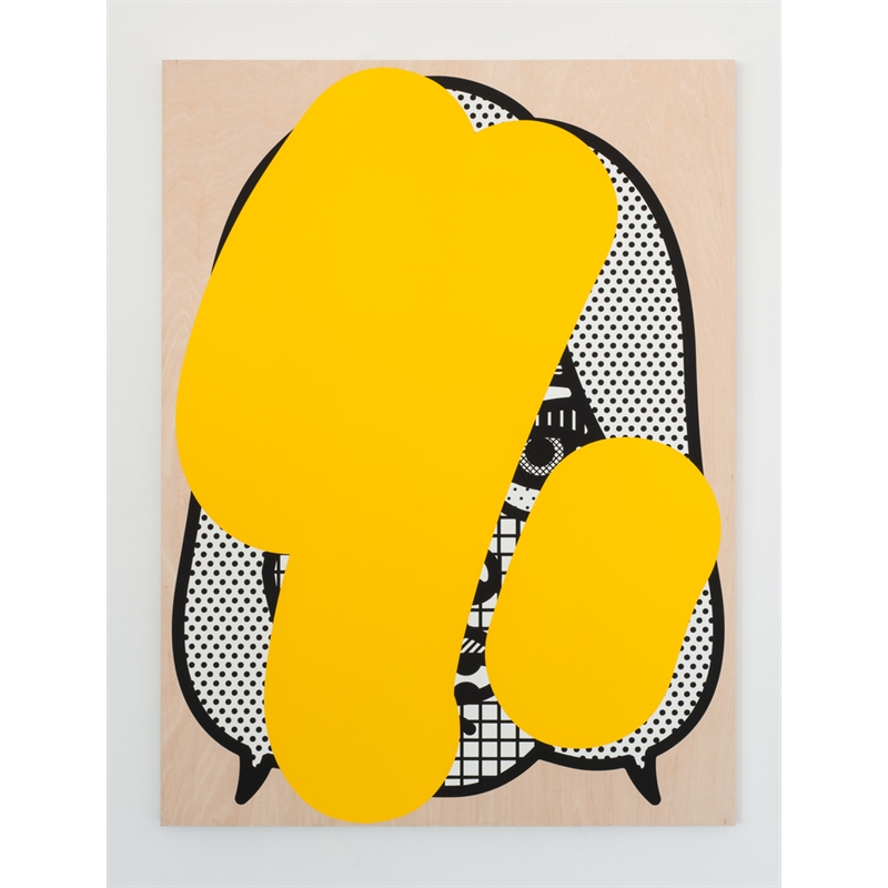 Alannah (Yellow & White), 2015