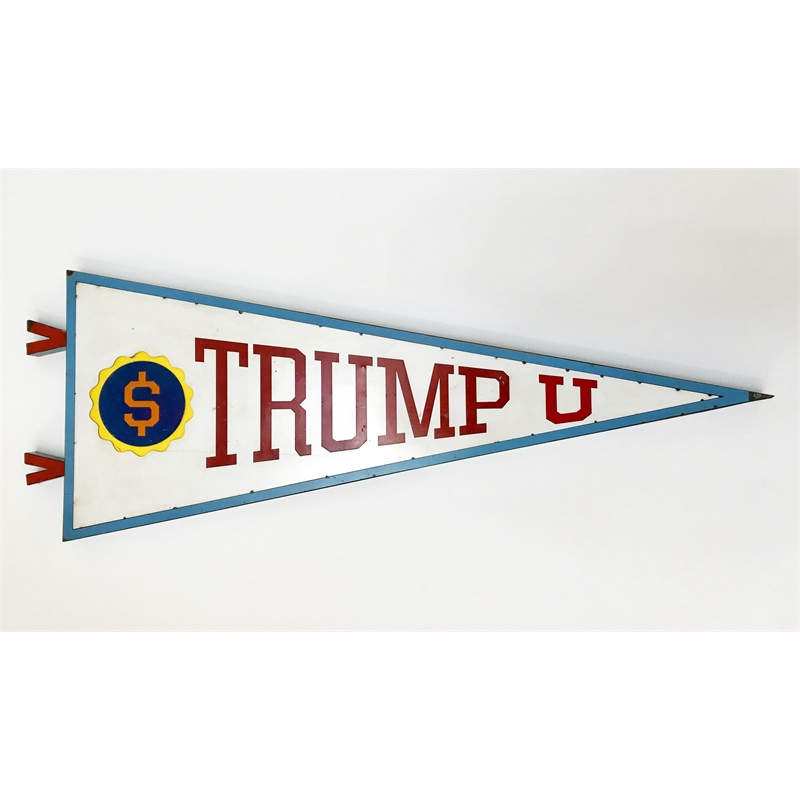 Trump U, 2018