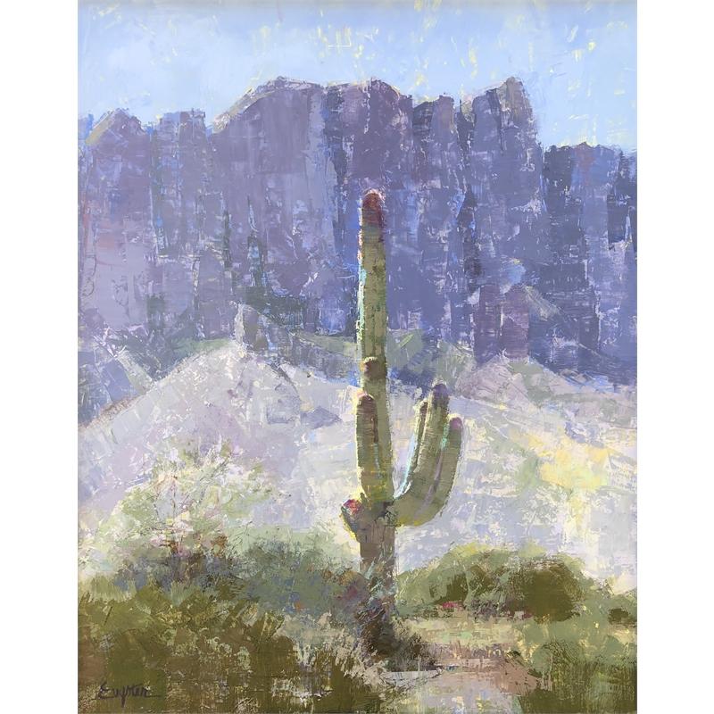 Saguaro and Sage, 2019