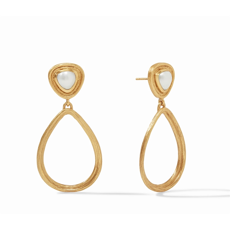 Barcelona Statement Earring  by Julie Vos