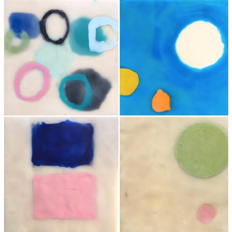 Mini Pairing II - Paintings Sold Separately