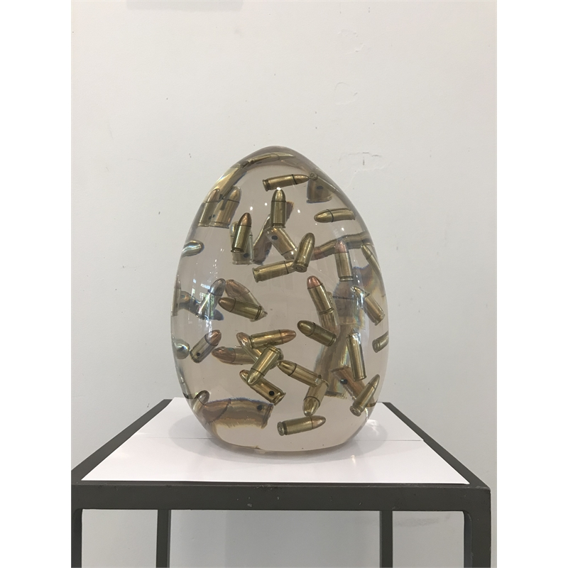 Egg Series - Bullets , 2019
