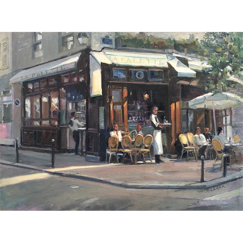 """""""Cafe La Palette"""", 2019"""