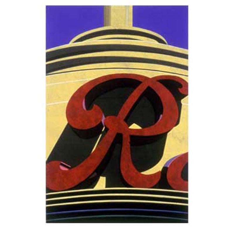 An American Alphabet: R (1/40), 1993