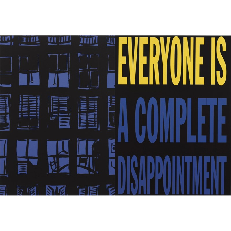 Everyone is a Complete Disappointment (1/75), 1991