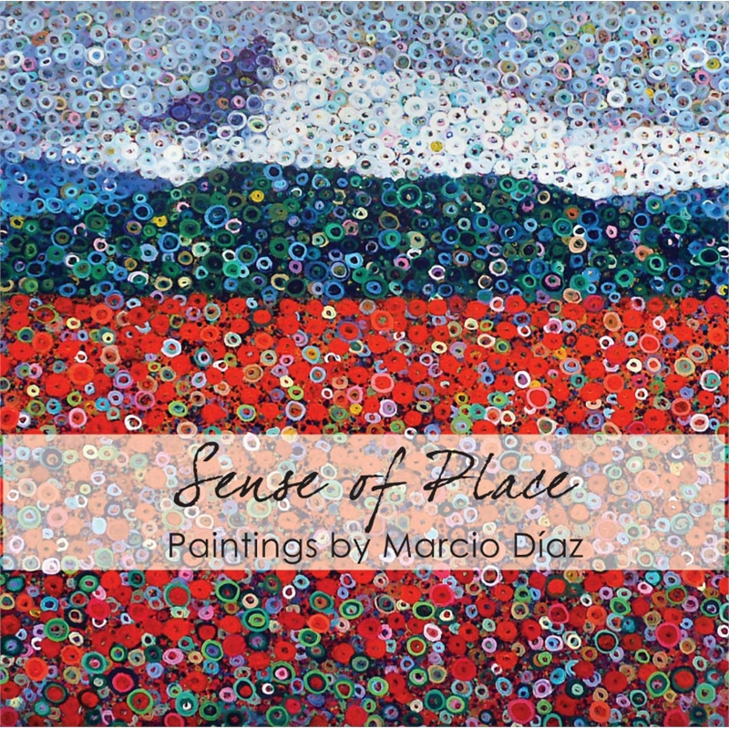 Sense of Place | exhibition catalog, 2013