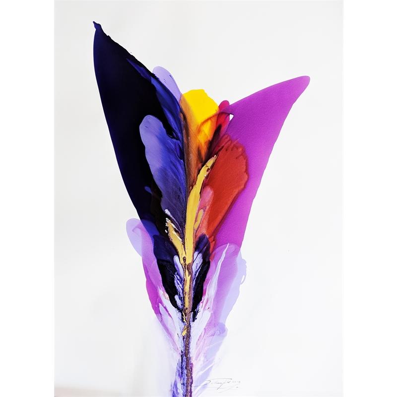 Purple Rio De' Colore' #1, 2018
