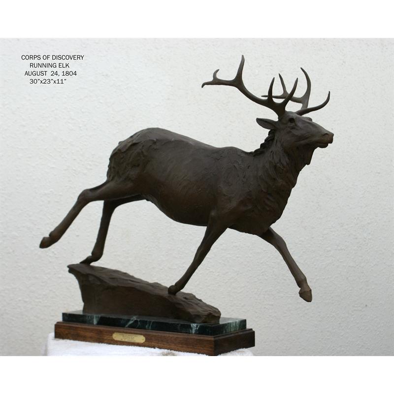 Running Elk (3/30)