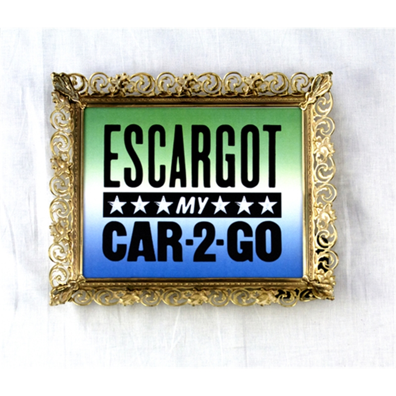 """""""Escargot My Car-2-Go"""" by Jesse Hectic"""
