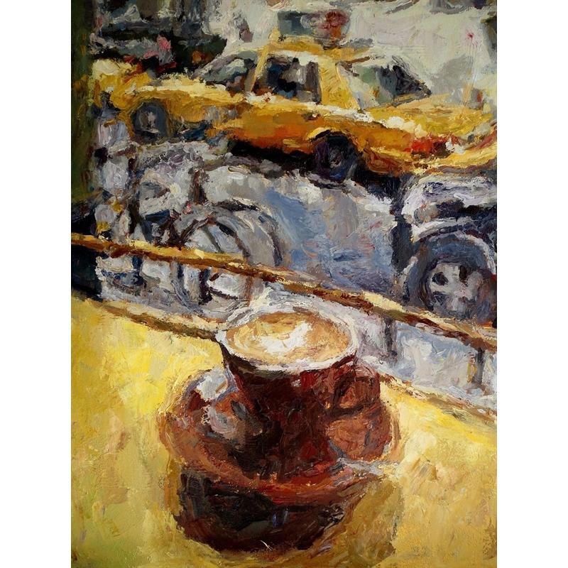 Coffee Break by Nava Lundy