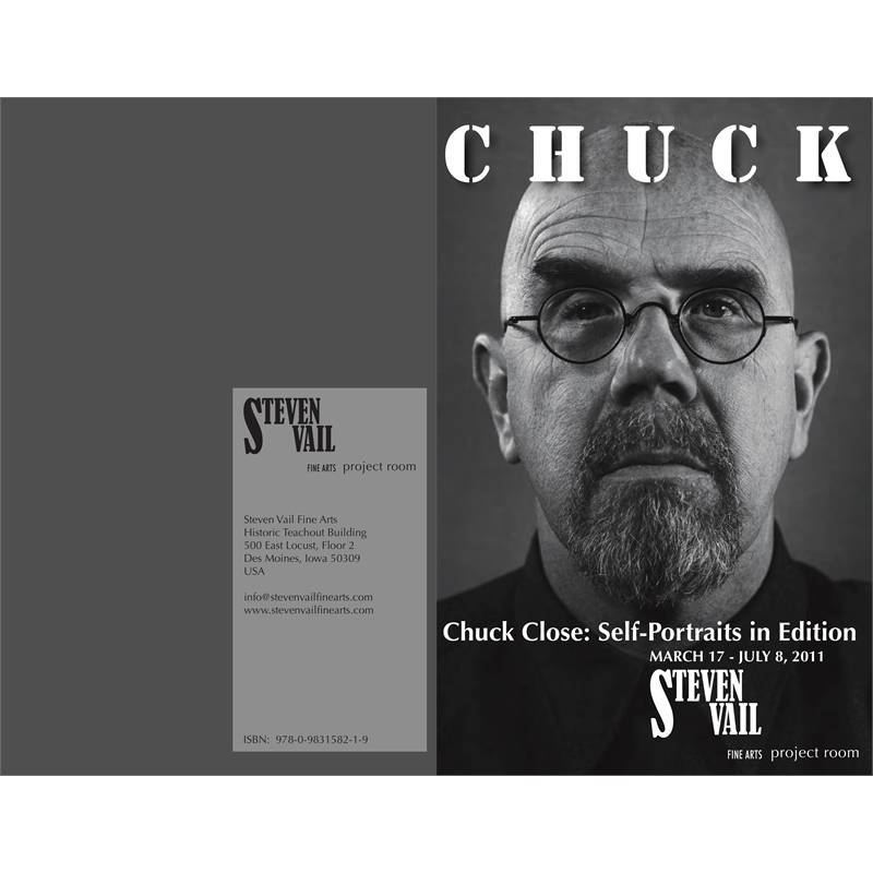 Chuck Close: Self-Portraits in Edition, 2011