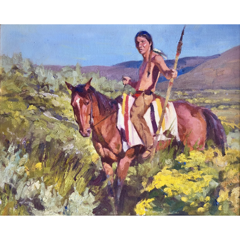 Arapaho Soldier