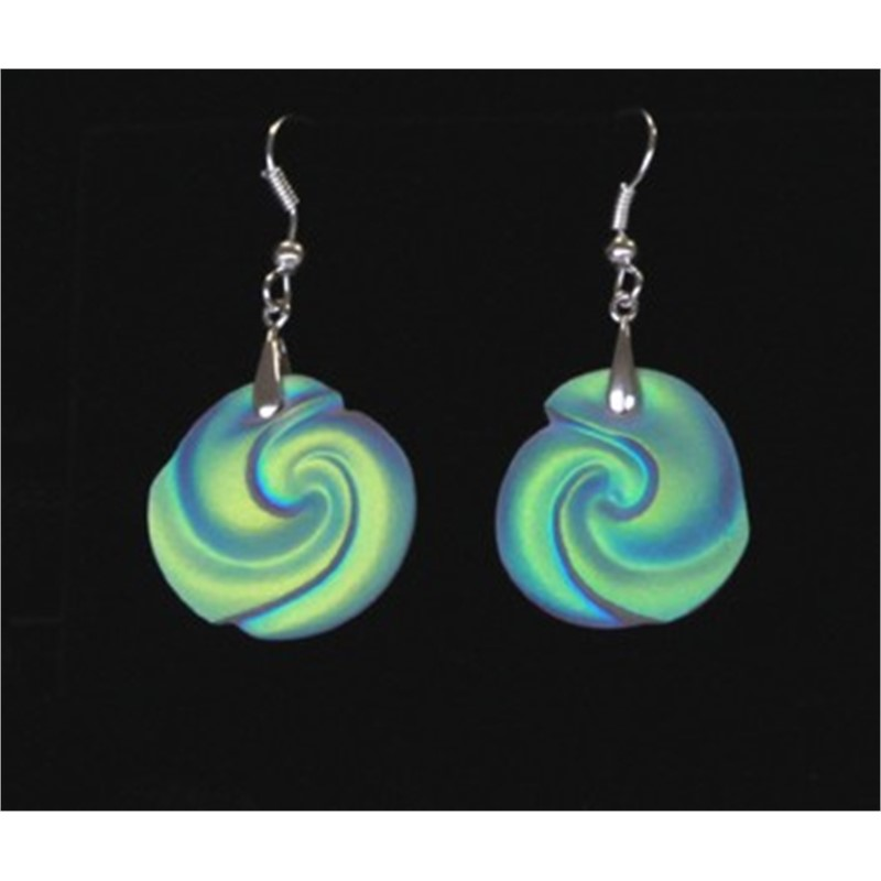 Radiant Vortex Earrings
