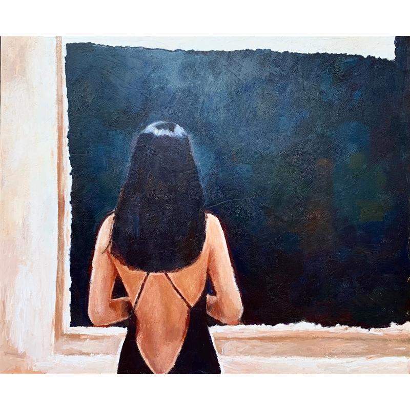 Life Imitating Art by Nava Lundy