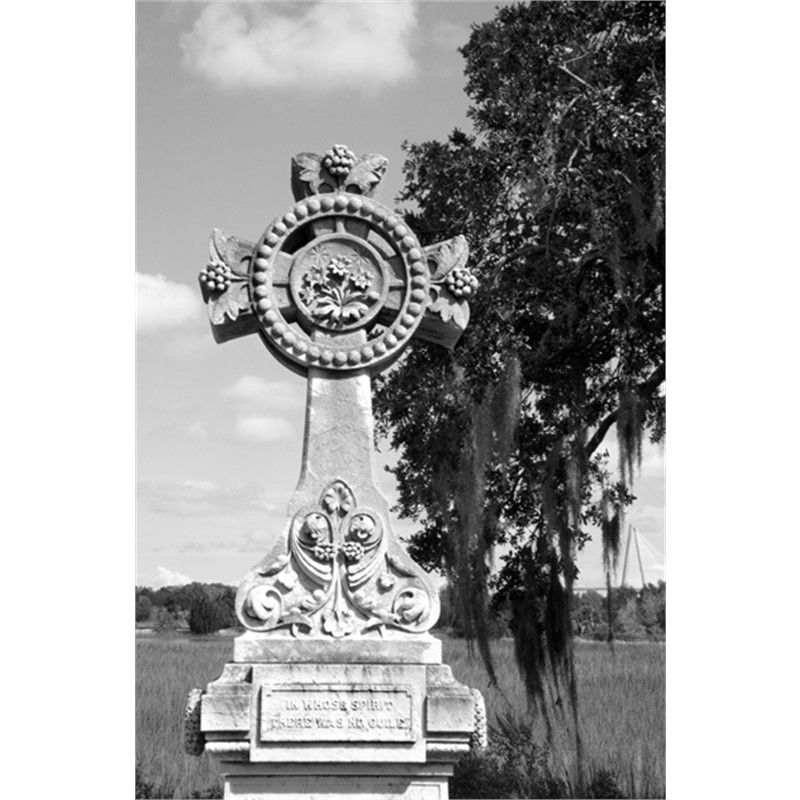 Celtic Cross, Magnolia Cemetary, Charleston
