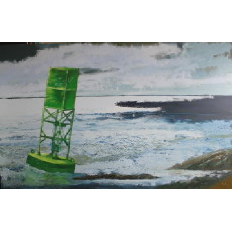 Green Buoy #17