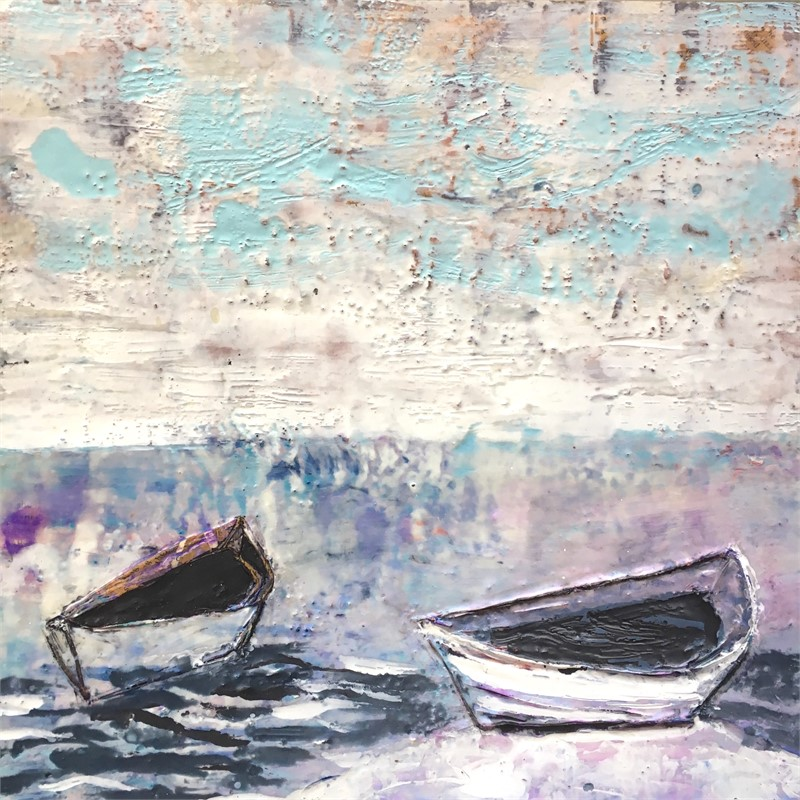 Boat Series: Two Dories
