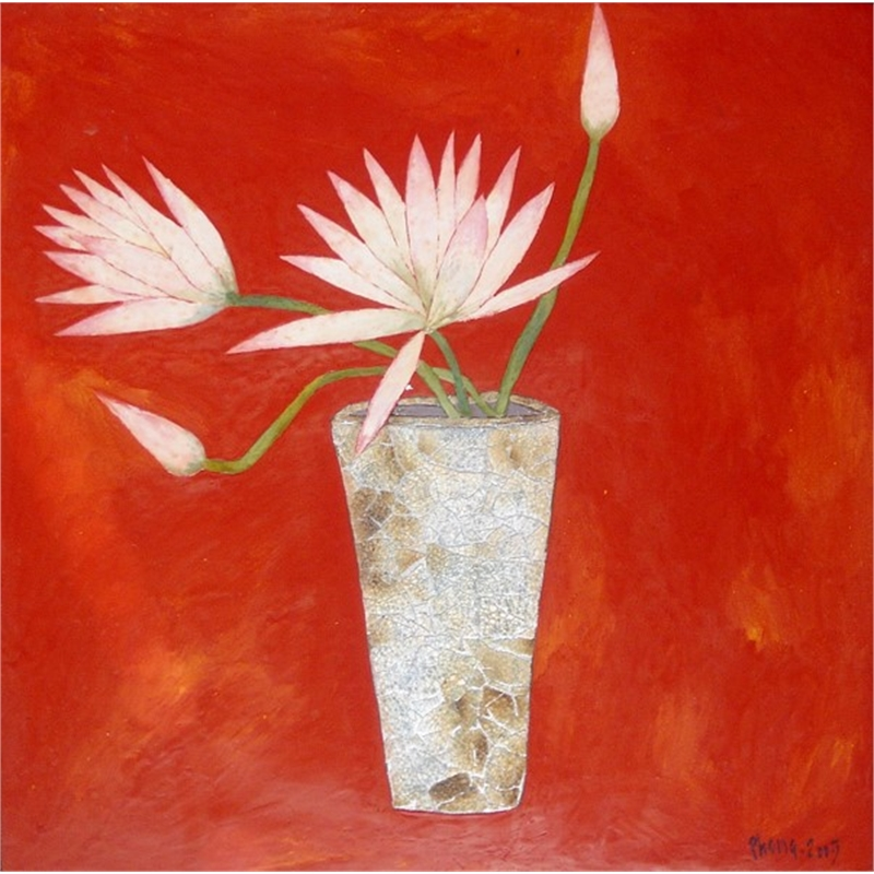 Lotus Bloom II, 2006
