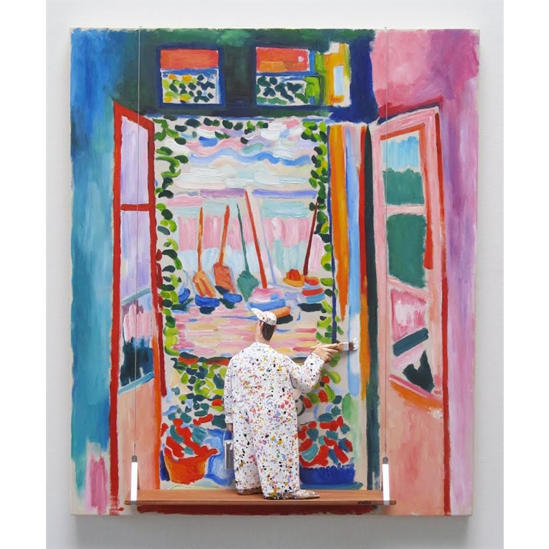 Open Window, Collioure 1905 (Matisse), 2019