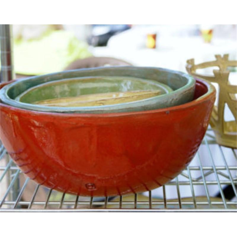 Mixing bowls by Jim Jones