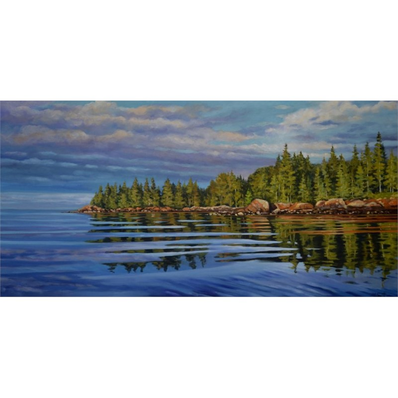Maine Coast Reflections
