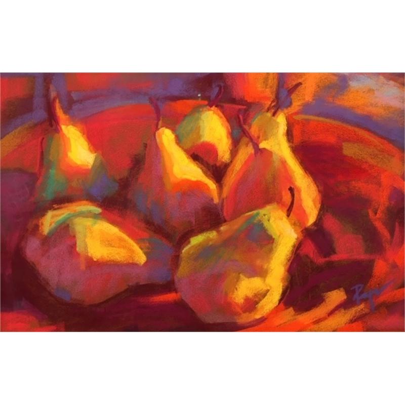 Technicolor Pears, 2019