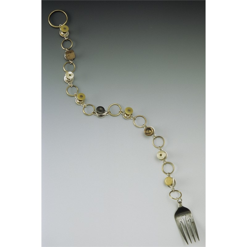 FORK NECKLACE, 2014
