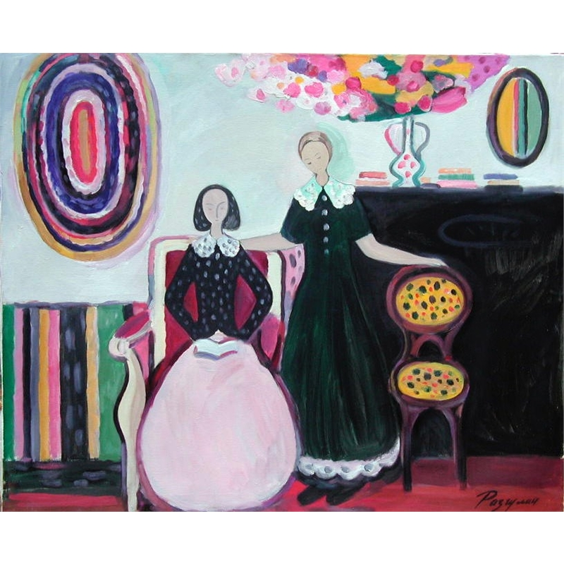 Portrait with a Piano, 2000