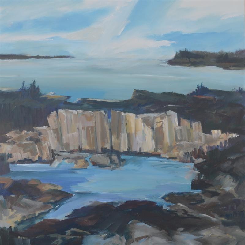 Coastal Quarry, 2020