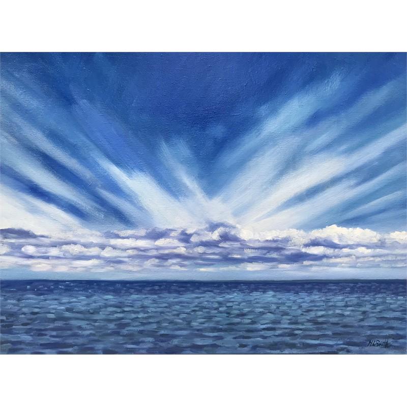 Clouds Over Open Ocean