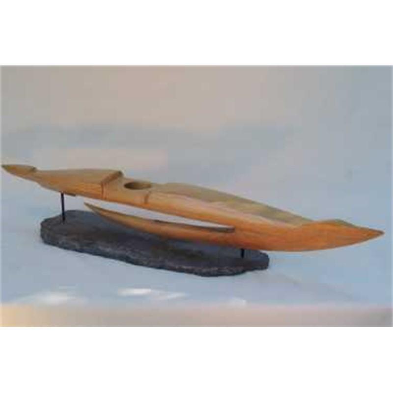 Boat Ped Oak