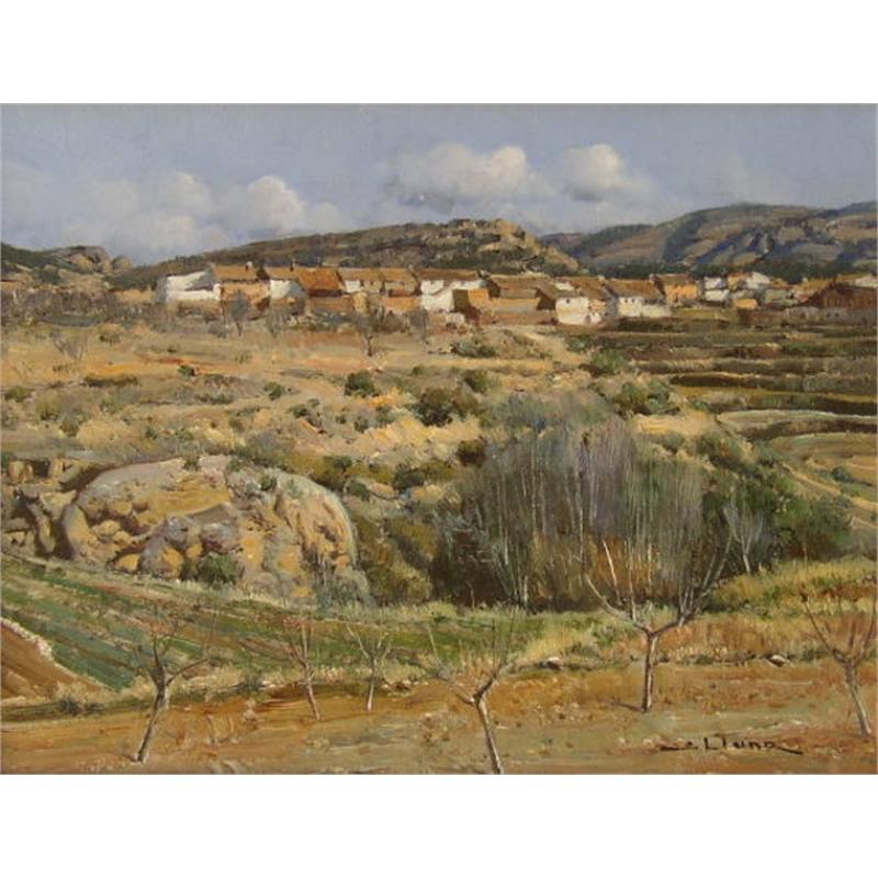 Paisaje Chelva (Valencia)