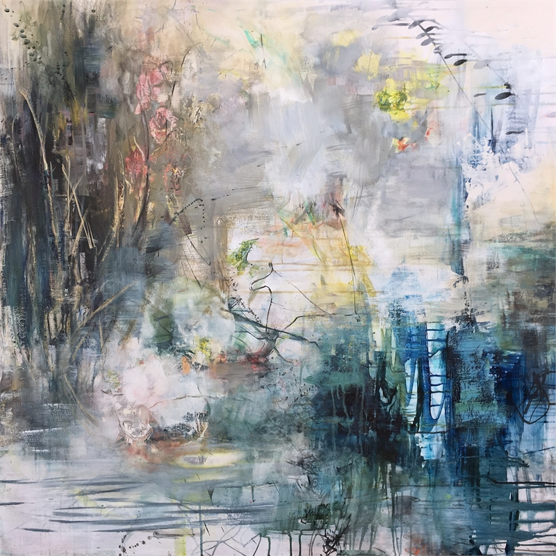 A River Runs Through It by Tracey Lane