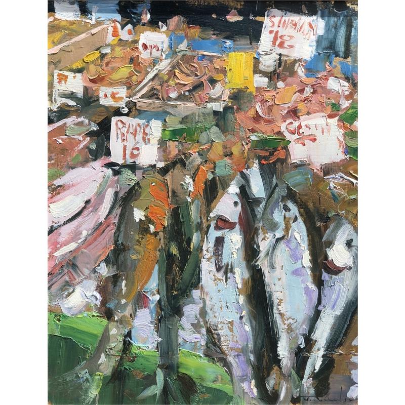 Fish Market, 2019