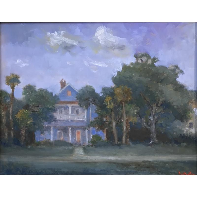 Blue Captain's House, 2020
