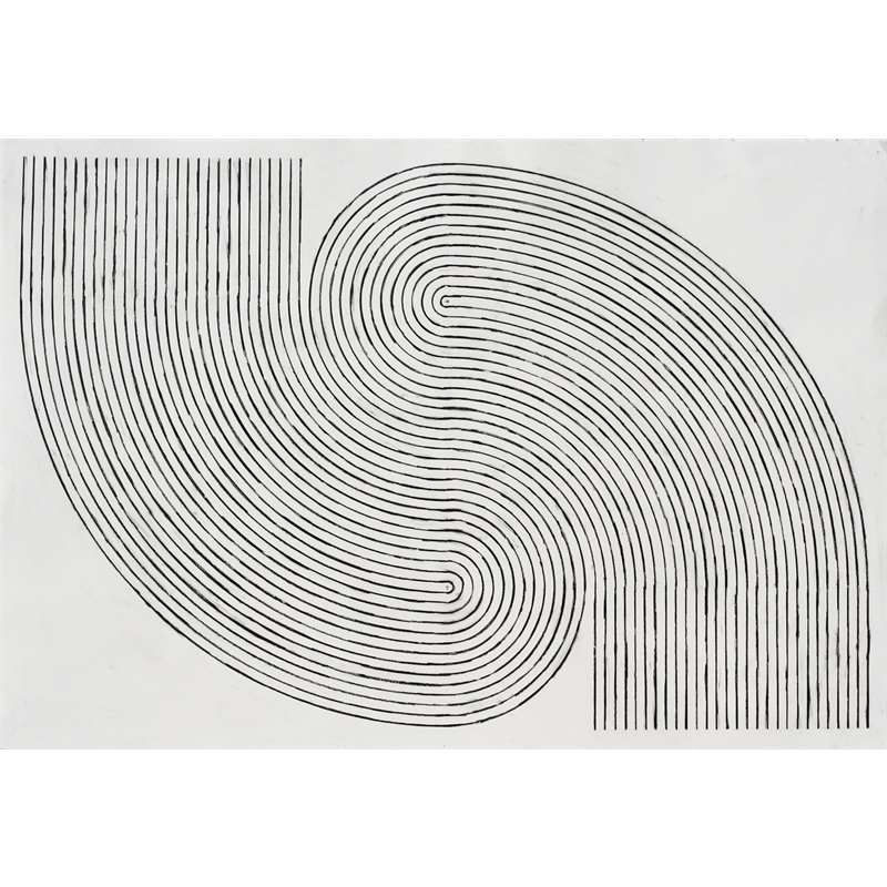 OPTICAL DRAWING #17 by Tim Jag