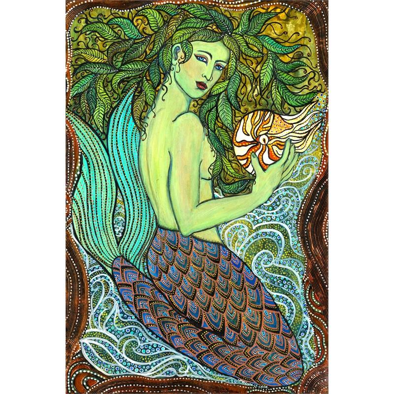 Seafoam Fatale