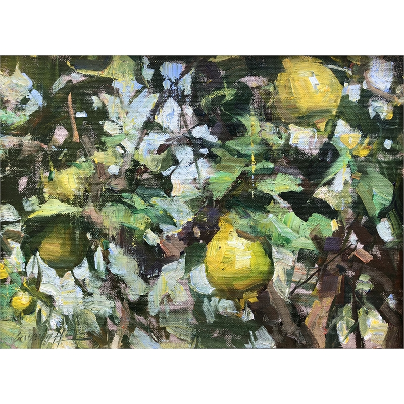 Lemon Tree, 2019