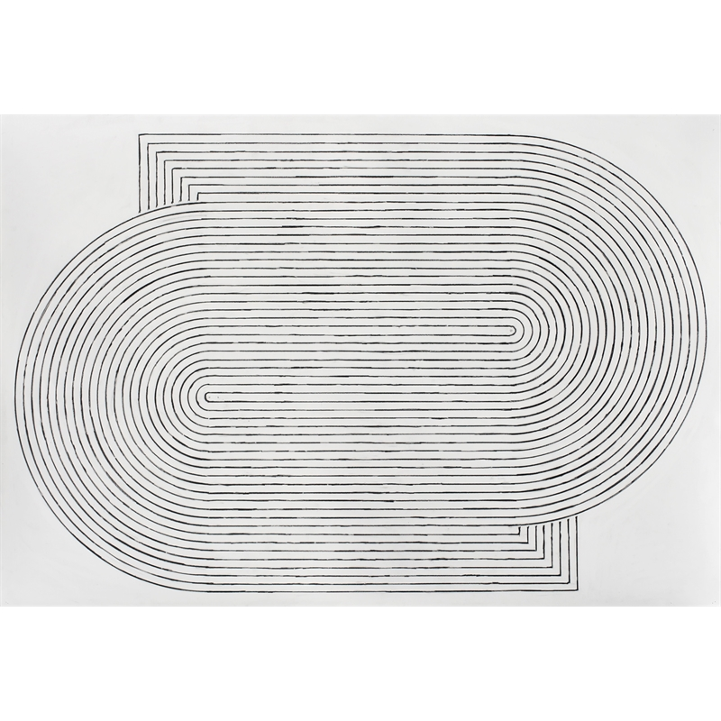 OPTICAL DRAWING #19 by Tim Jag