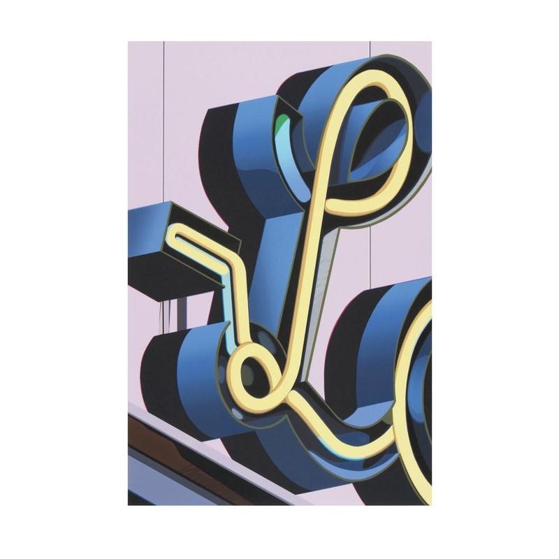 An American Alphabet: L (1/40), 2005