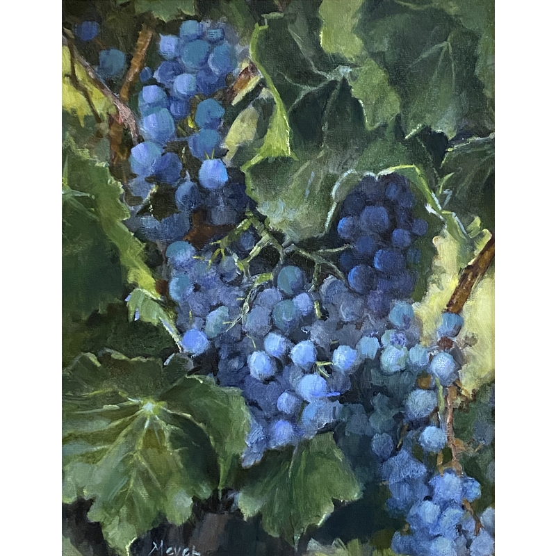 Group of Grapes, 2020